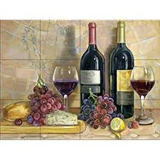 tile murals for kitchen backsplash ceramic tile mural fruit bouquet i by corrado pila kitchen
