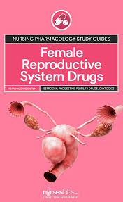 female reproductive system drugs female reproductive system