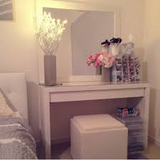 Vanity For Makeup Click To See More Beauty Room Designs On Our Blog For Makeup