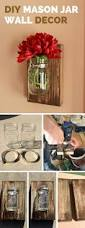 outstanding jar wall decor diy wall decoration ideas