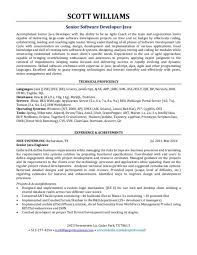 Developer Resume Sample by Resume Sample Sample Resume For Java Developer Fresher Java