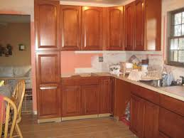 bird peck hickory kitchen cabinets denver lowes style reviews