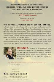 What Is The Meaning Of Drape Our Boys A Perfect Season On The Plains With The Smith Center