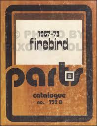 1969 pontiac firebird u0026 trans am wiring diagram manual reprint