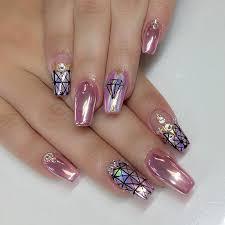 mirror nail chrome magic powder u2013 daily charme