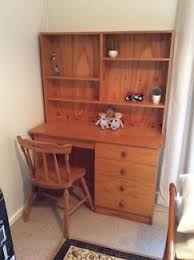Pine Desk With Hutch Pine Desk In Adelaide Region Sa Gumtree Australia Free Local