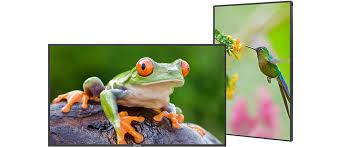 td e easyseries commercial grade displays
