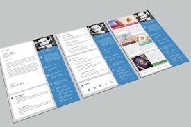 Resume Indesign Template Free 25 More Free Resume Templates To Help You Land The Job