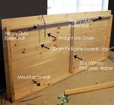 Bed Frame Hooks Best 25 Suspended Bed Ideas On Pinterest Diy Furniture 2 Ebook