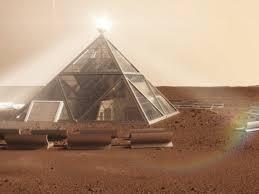 Home Design For The Future Nasa Reveals Top Three Designs For Future Mars Homes