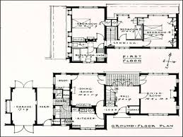 well suited design 10 1930s house plans of florida 1940 styles
