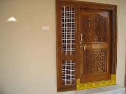 Doors Design For Home Of Innovative Rustic Front Door With Tiny - Front door designs for homes