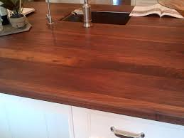 installed products gallery cafecountertops solid wood surfaces euro plank black walnut wood countertop by cafecountertops