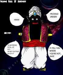 Popo Meme - mr popo pecking order by kibasennin on deviantart