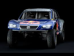 baja trophy truck volkswagen red bull baja race touareg tdi trophy truck 2008 photo