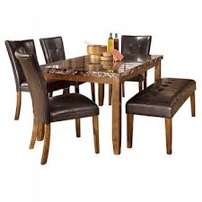 ashley dining room sets rectangular dining table