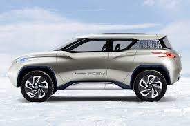futuristic cars drawings the nissan terra concept the future is eco friendly