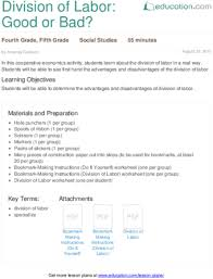 lesson plans for fourth grade social studies education com