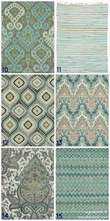 Rugs With Teal Remodelaholic 20 Green And Blue Area Rugs You U0027ll Love