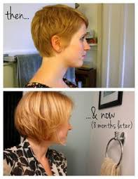 growing out a bob hairstyles growing out hair style short pinterest short pixie pixie