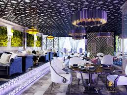 renovatio luxury design of the restaurant of 300 square meters