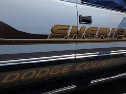 six injured in two car crash saturday in dodge county