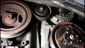 how to replace the alternator on a nissan maxima youtube