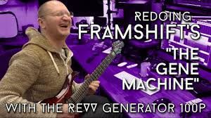 James Labrie Meme - frameshift the gene machine gets reworked after 14 years james