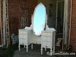 vanity custom order an antique dresser shabby chic painted