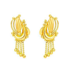 s gold earrings earrings design in gold s gold earrings design 2015