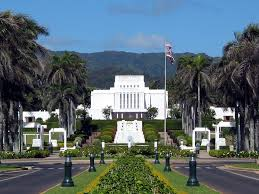 mormon thanksgiving laie hawaii lds mormon temple