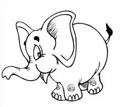 nice elephant coloring pages free downloads fo 621 unknown