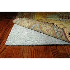 Rug Pad For Laminate Floor Safavieh Durable Hard Surface And Carpet Rug Pad 8 U0027 X 10 U0027 Free