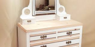 mirror gorgeous free standing dressing table mirror with drawers