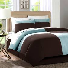 bedroom fascinating bedroom ideas blue and brown design for