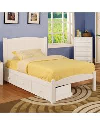 spectacular deal on caren collection cm7902wh f bed full size