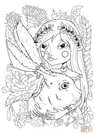 a with rabbit coloring page free printable coloring pages