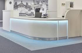 Bespoke Reception Desk Bespoke Reception Counters Wave Office