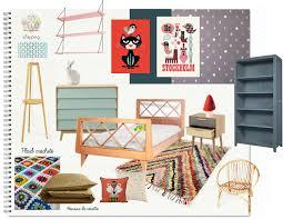 chambre vintage enfant une chambre d enfant très vintage
