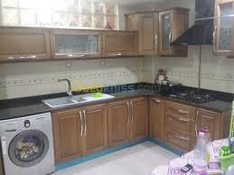 cuisine en algerie cuisine equipée en bois hetre chaine alger mohammadia algérie