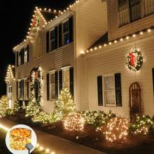 Christmas Rope Lights Solar by Popular Rope Lights Christmas Buy Cheap Rope Lights Christmas Lots