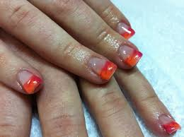 nails design gel beautify themselves with sweet nails