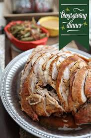 baked turducken for friendsgiving thanksgiving and holidays