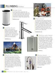 Brizo Vuelo Kitchen Faucet by May June 2013 By Mechanical Business Issuu