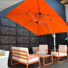 Square Cantilever Patio Umbrella by Outdoor Beautiful And Nice Cantilever Umbrella For Your Patio