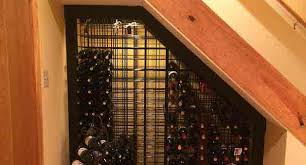Burgundy Wine Cellar - buy metal wine racks huge selection on sale