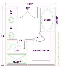 bathroom floor plans free doorless walk in shower plans home remodel free master bath floor