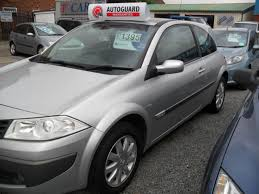 renault megane 2006 used renault megane 1 6 vvt dynamique 3dr for sale in scunthorpe