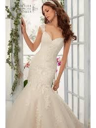 mermaid style wedding dress mori 5407 mermaid style lace wedding dress ivory