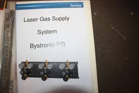 cnc laser cutting machine bystronic laser bystar 6000 year 2008